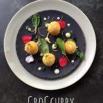Crocchette al curry