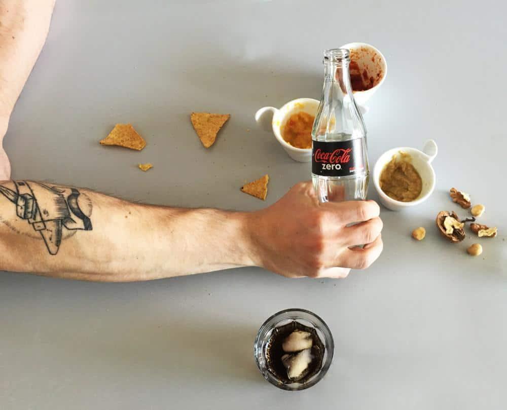 #ilgustoatavola Coca-Cola