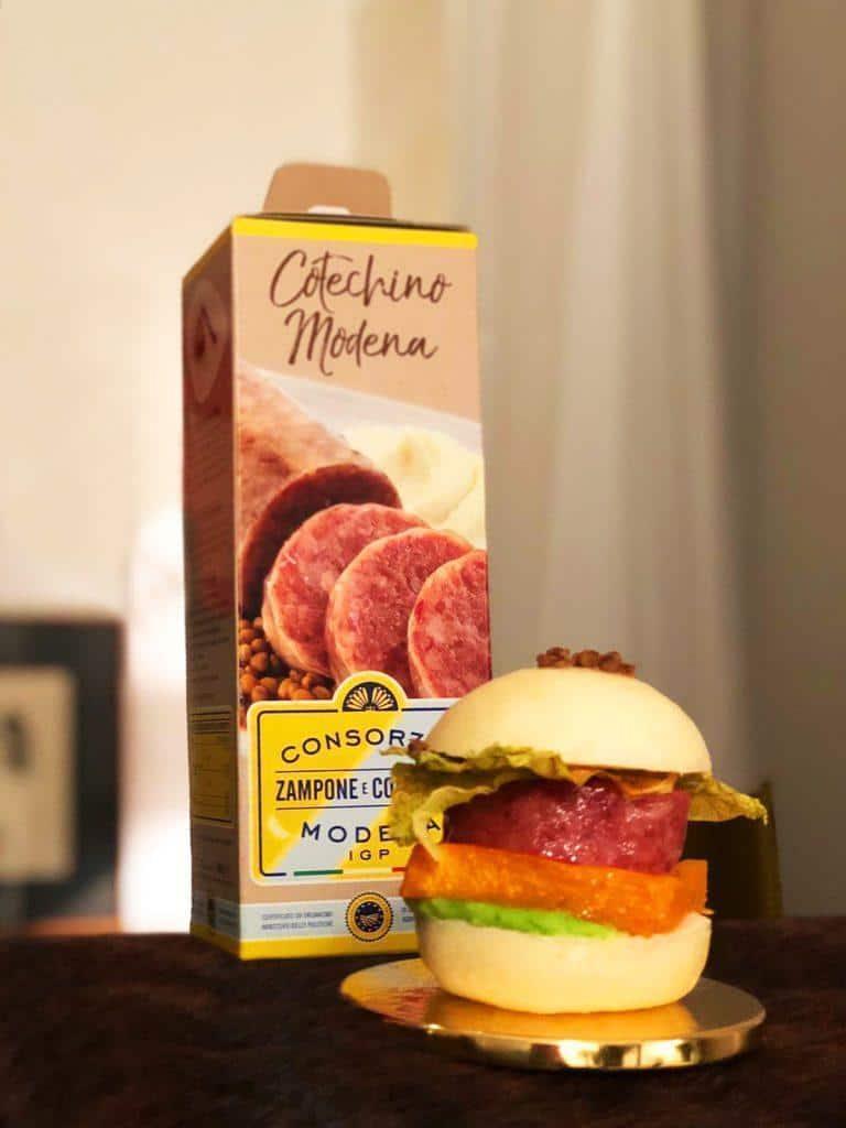 cotechino-burger